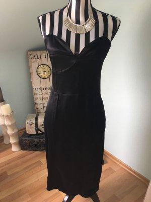 H&M Bustier Dress black