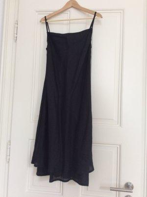 Das kleine Schwarze - Kleid mit Spaghettiträgern von Stefanel