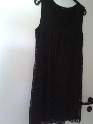 """"""" das kleine Schwarze """" - wunderschönes besonderes basic Kleid aus Spitze - Party Cocktail Business"""