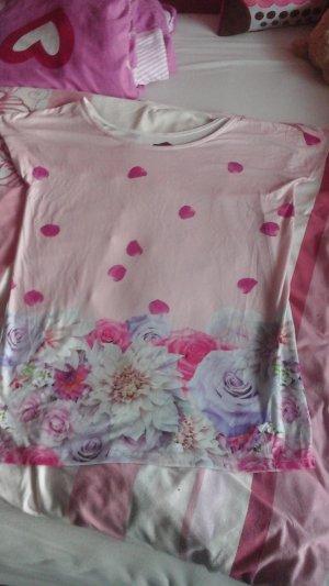 Datura Shirtkleid floral selten