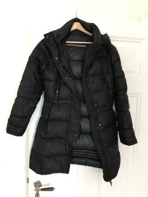 HETREGO Down Coat black
