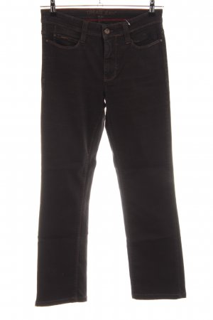 daughters of eve Jeans stretch brun style décontracté