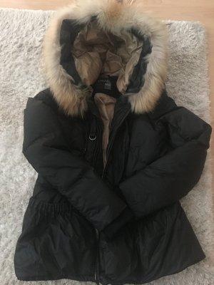 L.O.X modern Manteau noir