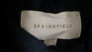 Daunen Jacke von Springfield dunkelblau