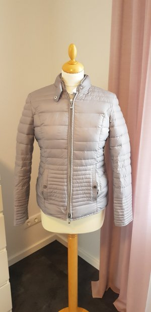 Ashley Brooke Down Jacket silver-colored-light grey polyamide