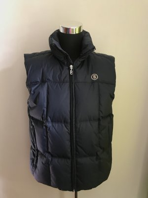 Bogner Down Vest blue-dark blue