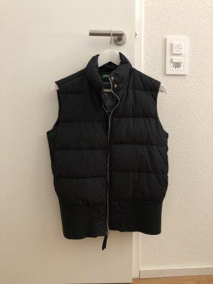 United Colors of Benetton Down Vest black