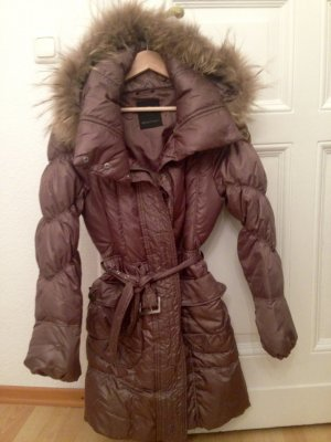 Milestone Manteau en duvet ocre-bronze polyester
