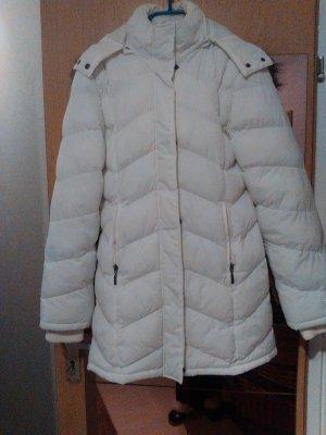 Down Jacket white