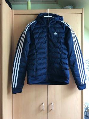 Adidas Originals Down Jacket blue-white