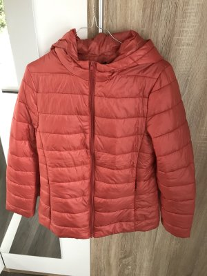 Forever 21 Down Jacket multicolored