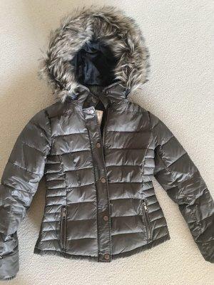 Esprit Down Jacket khaki