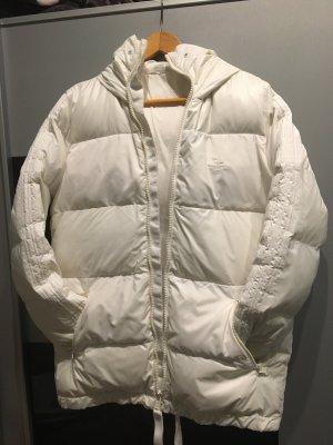 Adidas Originals Chaqueta de plumón blanco puro