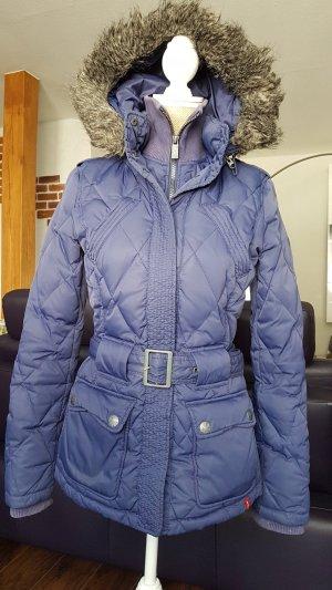 edc Down Jacket blue violet-blue