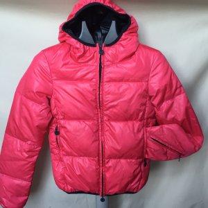 Daunenjacke Calvin Klein Original, ultra rosa Farbe, Größe XS