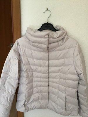 Eddie Bauer Down Jacket natural white polyamide