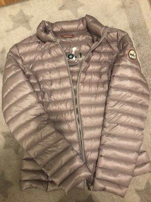 No. 1 Como Down Jacket light grey-mauve