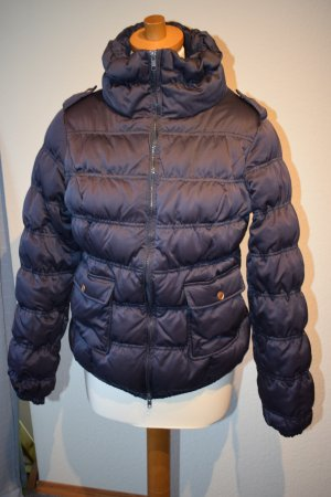 de.corp by Esprit Down Jacket dark blue-blue synthetic fibre