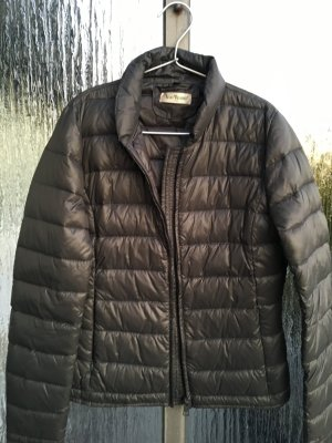 Down Jacket taupe-grey