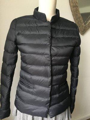 Daunenjacke Jacke schwarz Gr. S 34 36 Daune Lightdown