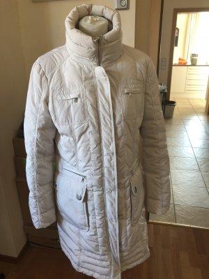 Milestone Manteau en duvet blanc-blanc cassé