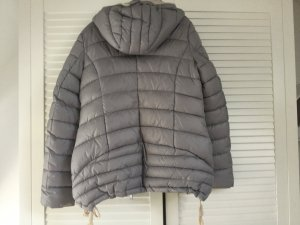 Down Jacket light grey-silver-colored