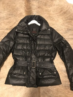 Belstaff Down Jacket black