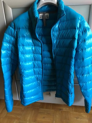Blaumax Down Jacket neon blue