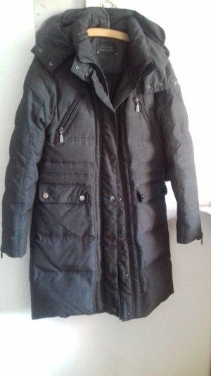 C&A Abrigo de plumón gris oscuro