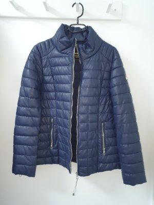 Defacto Down Jacket steel blue-cornflower blue
