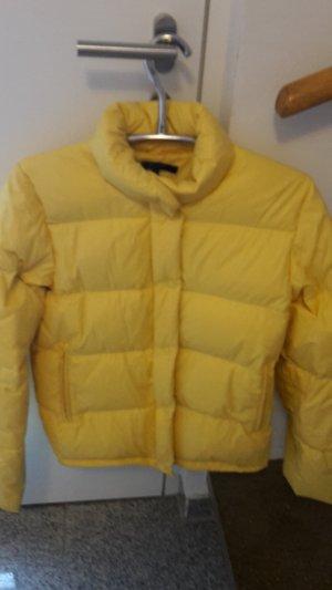 Hallhuber Down Jacket yellow