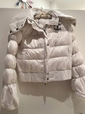 Roberto Cavalli Down Jacket white