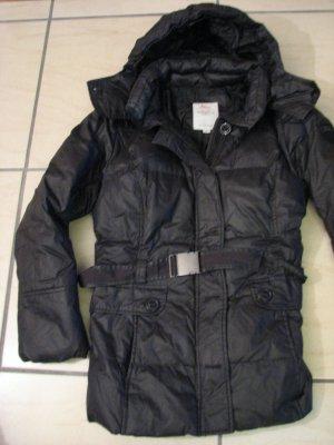 s.Oliver Down Jacket black