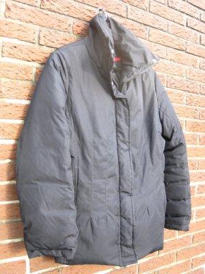 Daunenjacke von zabaione in schwarz, Größe 42