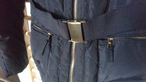 Daunenjacke von Zara in dunkelblau