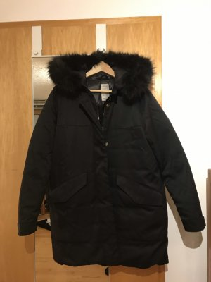 Zara Down Jacket black