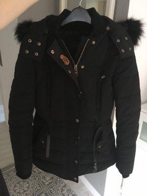 Daunenjacke Zara schwarz