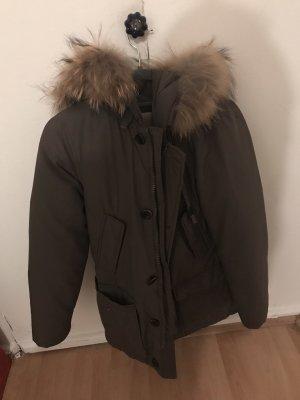 HOX Down Jacket khaki