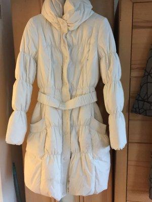 Vero Moda Abrigo de plumón blanco