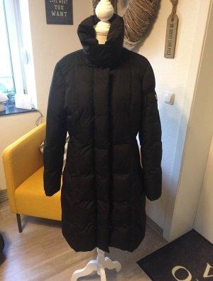Cinque Manteau en duvet noir