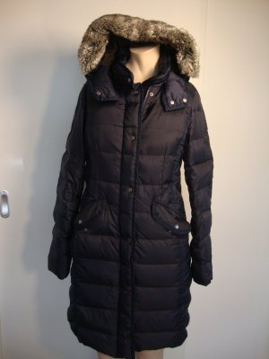 Cinque Down Coat dark blue-grey polyester