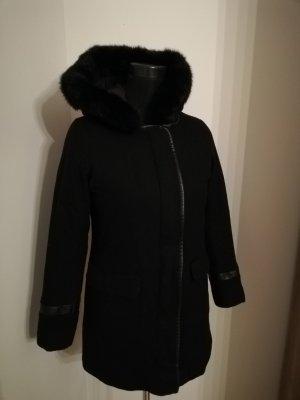 Comptoir des Cotonniers Manteau en duvet noir