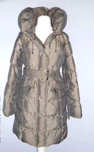 Zara Woman Abrigo de plumón multicolor Poliéster