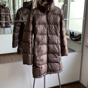 Esprit Down Jacket grey lilac polyester