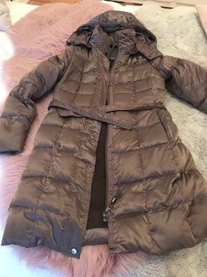 Geox Down Coat beige-light brown