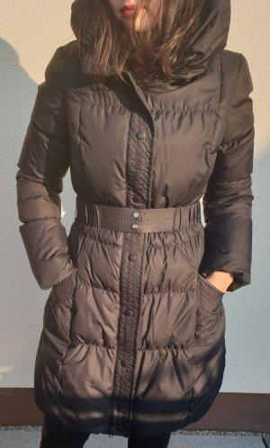 Vero Moda Manteau en duvet noir