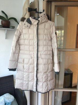Marc O'Polo Abrigo de plumón crema-gris