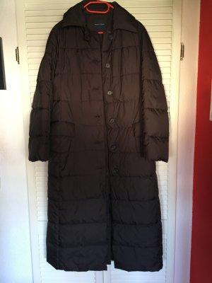 Marc O'Polo Abrigo de plumón marrón oscuro
