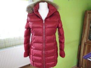 Bomboogie Manteau en duvet rouge carmin polyester