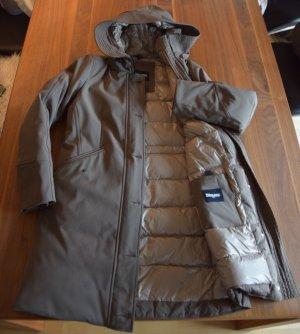 Blauer Down Coat multicolored